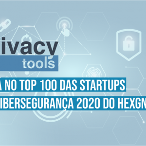 PrivacyTools no top 100 das Startups de Cibersegurança para 2020 do HexGn