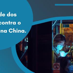 Os receios quanto à privacidade dos aplicativos contra o coronavírus na China.