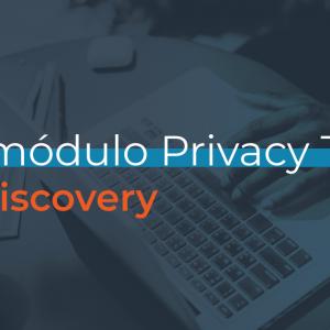Novo módulo de Data Discovery